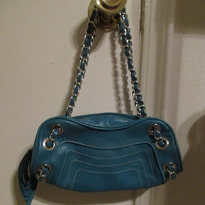 Small Turquoise Chinese Laundry purse handbag 209